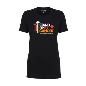 SU2C Full Logo Canada Women's T-Shirt