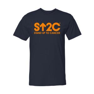 SU2C Short Logo T-Shirt (Navy)