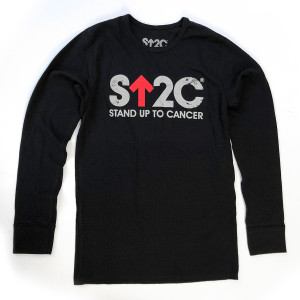 SU2C Distressed Short Logo Thermal