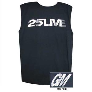 25Live Muscle Tee