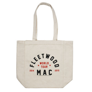 Fleetwood Mac Official World Tour Tote Bag
