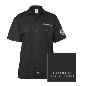 Dramatic Turn of Events Dickies Work Shirt