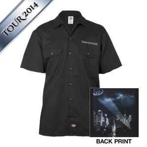 Dream Theater Bigger Picture Dickies Work Shirt