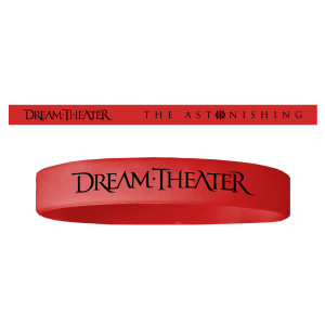 The Astonishing Wristband-Red