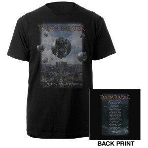 The Astonishing Album Cover 2016 US Tour Tee