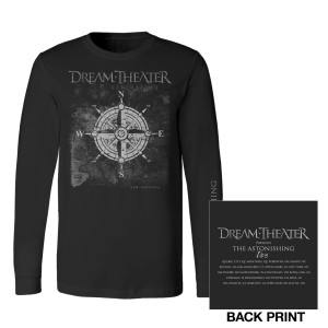 Compass Long Sleeve 2016 US Tour Tee