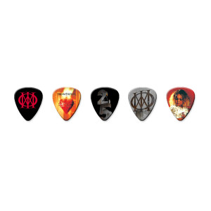 Images and Words 25th Anniversary Guitar Pick Set