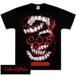 Children of Bodom Teeth Black Tee