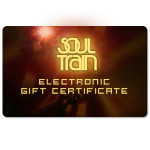 Soul Train Electronic Gift Certificate
