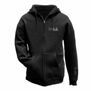 Delta Logo Men's Black Hoody