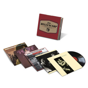 The Vinyl Collection 1982-1989- 5 LP Box Set