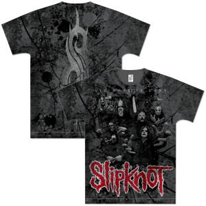 Slipknot Welcome To The 9 Allover T-Shirt