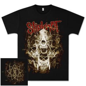 Slipknot Skull Teeth T-Shirt