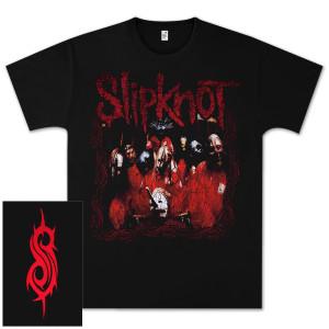 Slipknot Trimmed Photo T-Shirt
