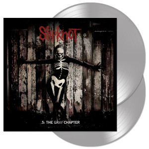 .5: The Gray Chapter Gray Double Vinyl LP