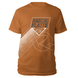 Texas Orange 2015 Tour Tee