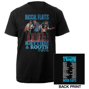 Rhythm & Roots Tour Tee