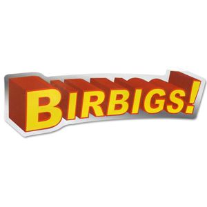 Birbigs! Shiny Sticker