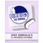 Mike Birbiglia Ice Cream Bar Poster - Coral Springs, FL 1/25/13