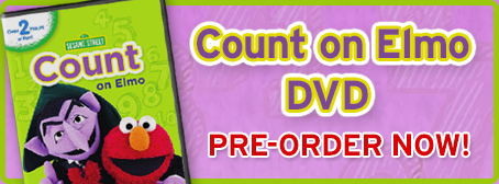 Pre-Order Count on Elmo DVD