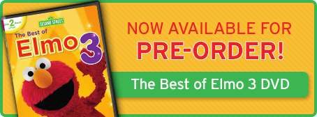 Pre-Order The Best of Elmo 3 DVD
