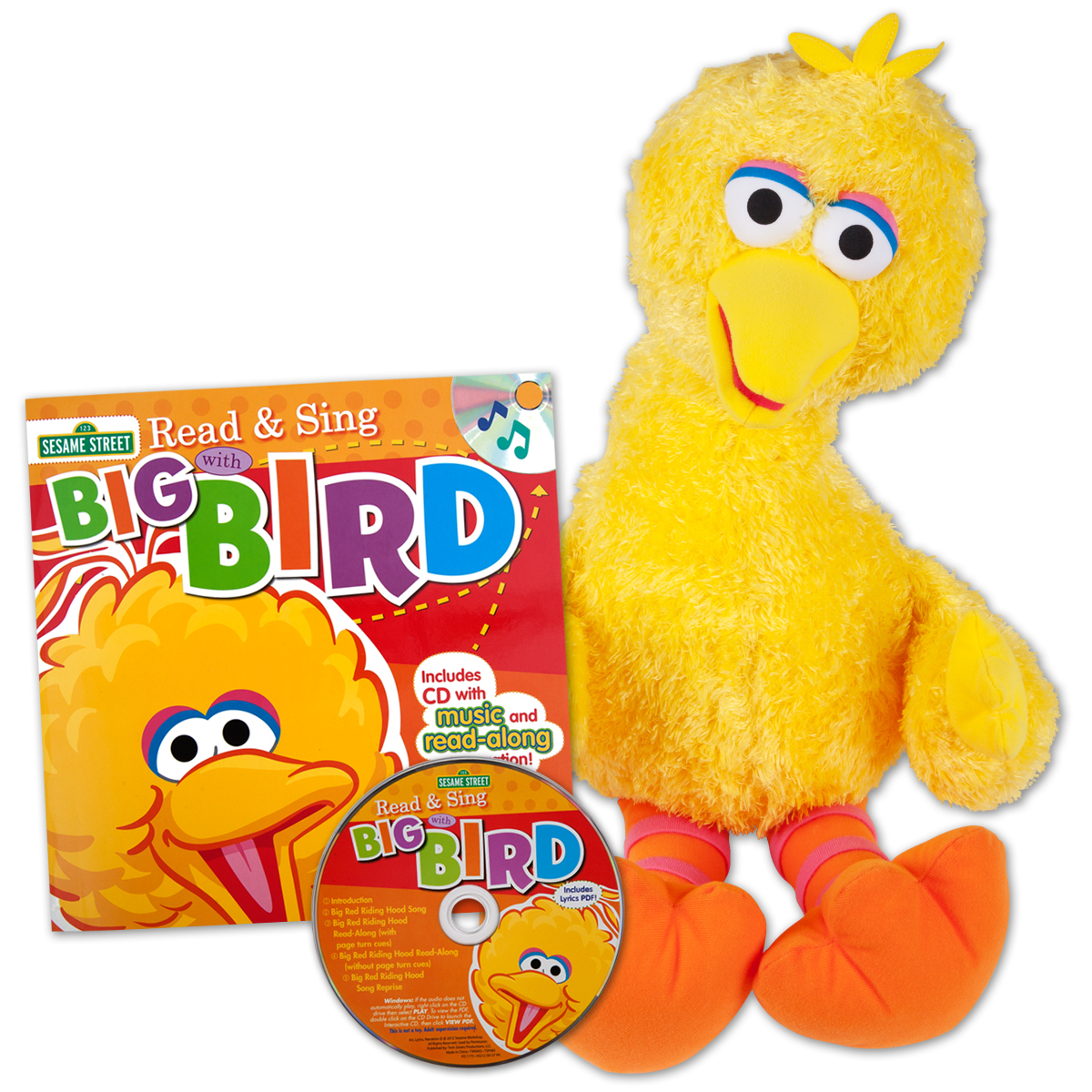 Bopping with Big Bird Bundle