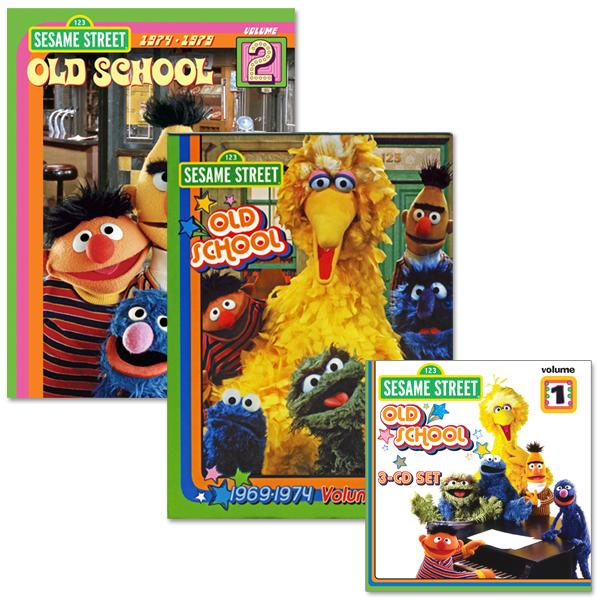 Sesame Street Old School Bundle