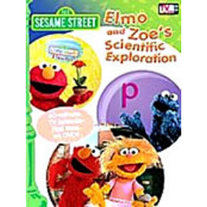 Elmo And Zoe's Scientific Exploration DVD