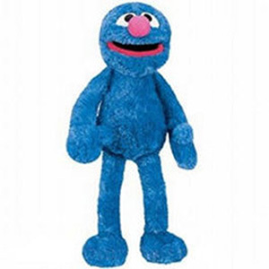 Grover 14.5 Inch Plush