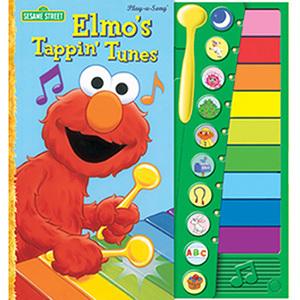Elmo's Tappin Tunes Book