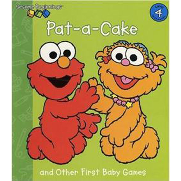 Sesame Beginnings: Pat-A-Cake & Other First Baby Book