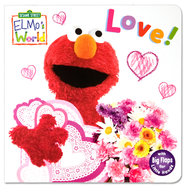 Elmo's World: Love! Book