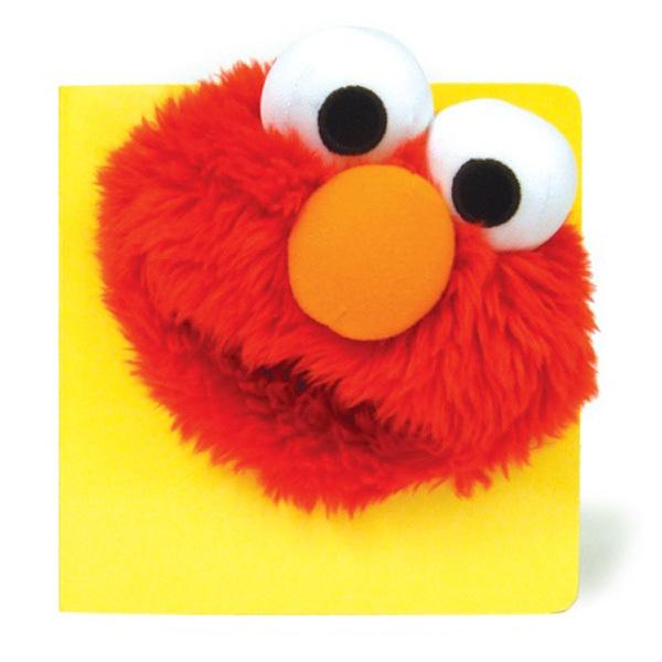 Furry Faces: Elmo! Book