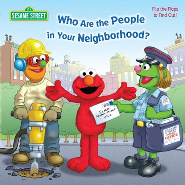 Who Are The People In Your Neighborhood? Book