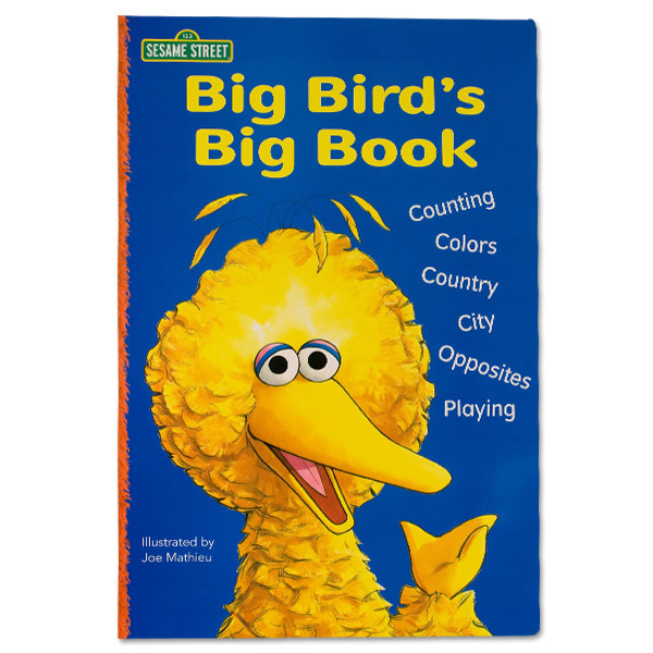 Big Bird's Big Book