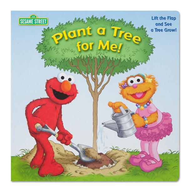 Plant A Tree For Me! Book