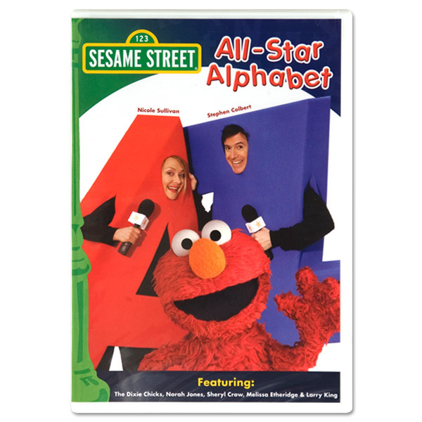 All-Star Alphabet DVD