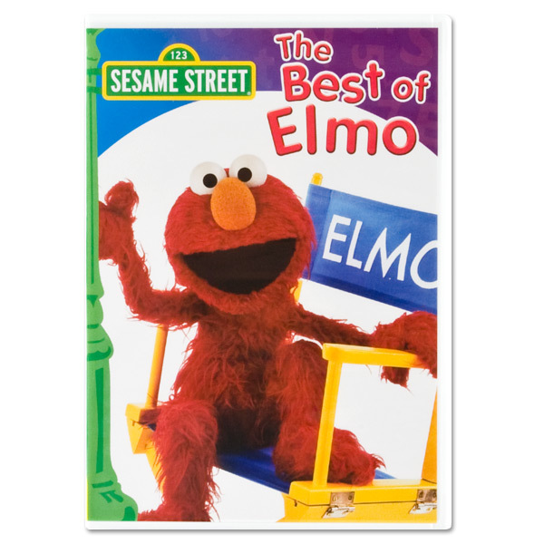 Best Of Elmo DVD