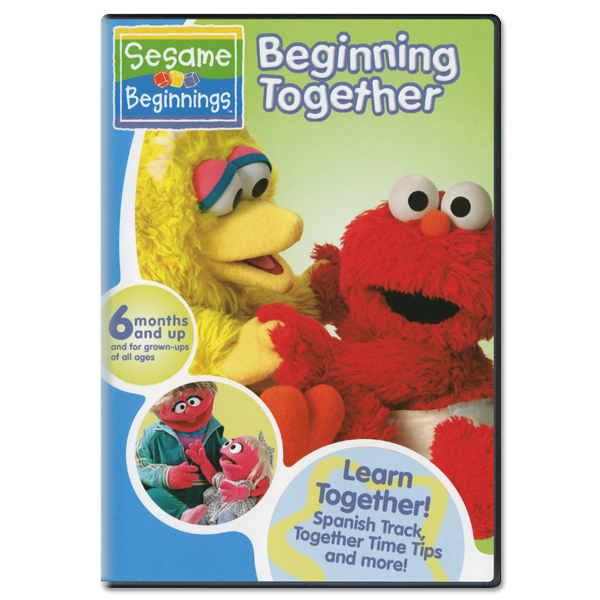 Sesame Beginnings: Beginning Together DVD