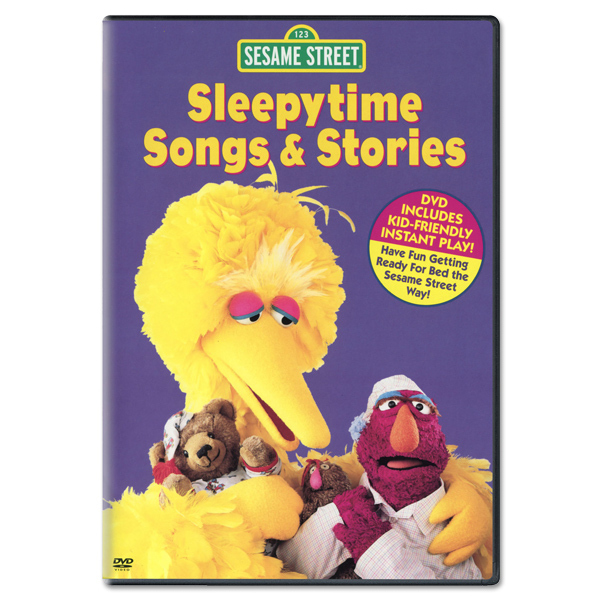 Sleepytime Songs & Stories DVD