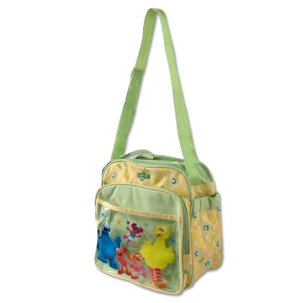 Sesame Street ABC/123 Bottle Bag