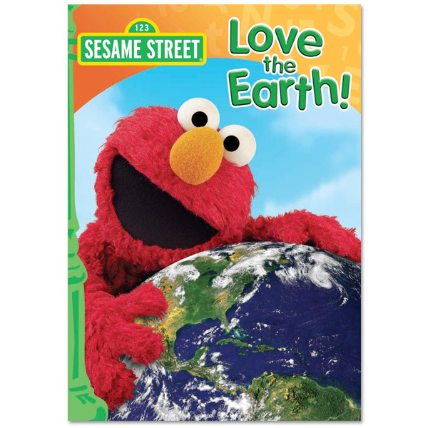 Sesame Street: Love the Earth! DVD