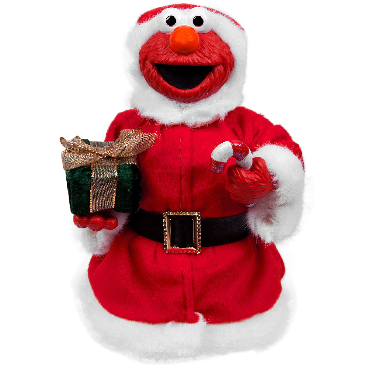 Elmo Santa Tablepiece
