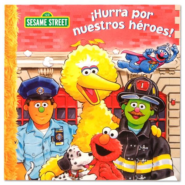 ¡Hurra Por Nuestros Héroes! Book