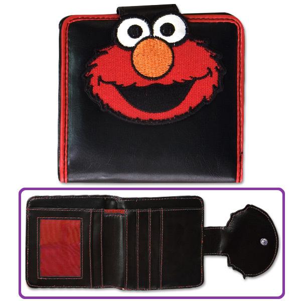 Elmo Ladies Wallet