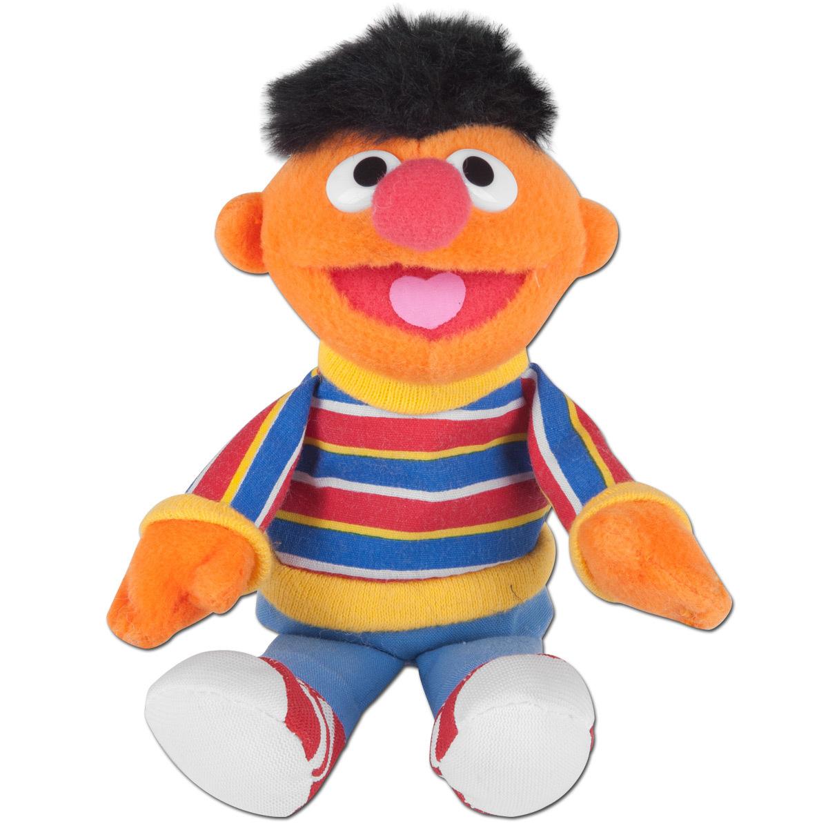 Ernie Finger Puppet