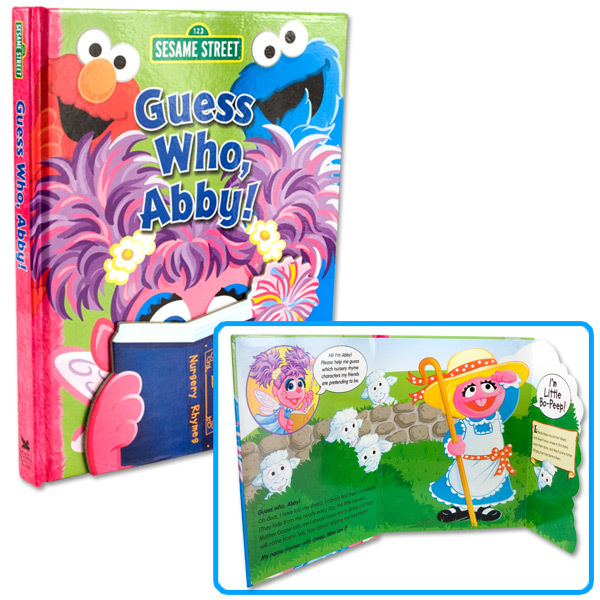 Guess Who, Abby! Book