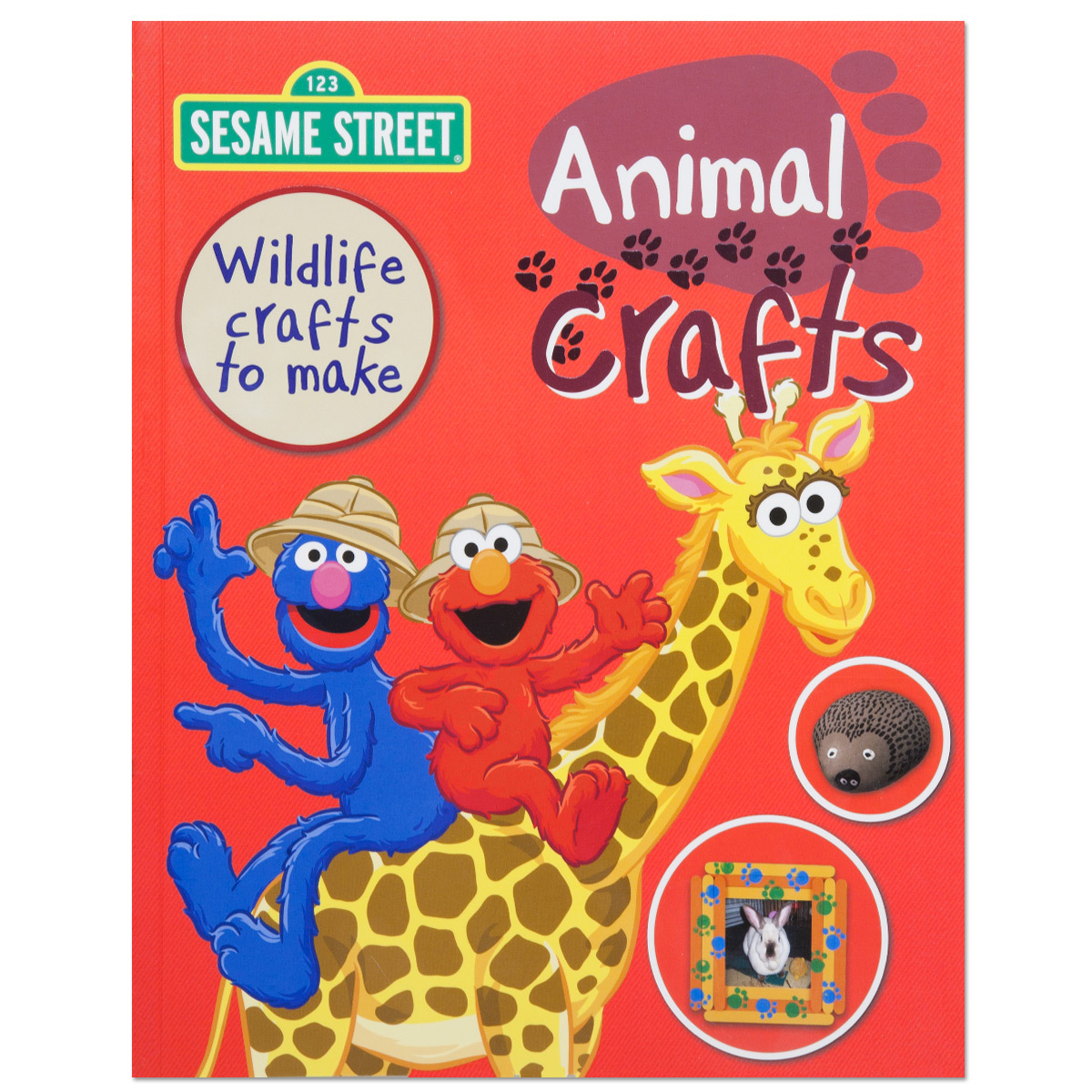 Animal Crafts Book