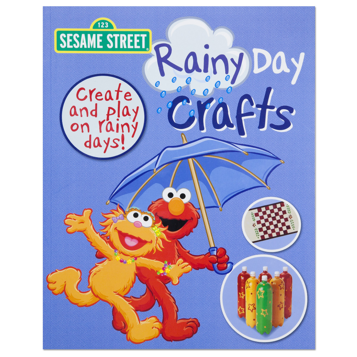 Rainy Day Crafts Book