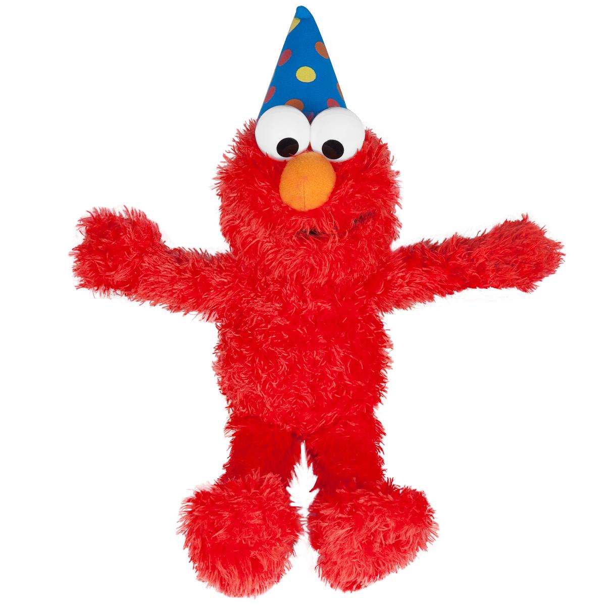 Elmo Talking Birthday Plush